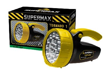 ФОНАРЬ SUPERMAX 9199LED