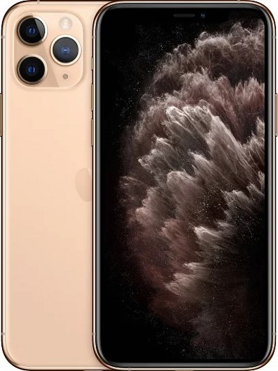 Смартфон Apple iPhone 11 Pro 512Gb Dual SIM Gold — фото