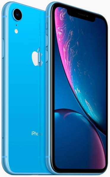 Смартфон Apple iPhone Xr 64Gb Blue  — фото