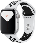 Смарт-часы Apple Watch Nike Series 5 40mm Aluminum Silver (MX3R2)