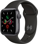 Смарт-часы Apple Watch Series 5 44mm Aluminum Space Gray (MWVF2)