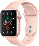Смарт-часы Apple Watch Series 5 LTE 40mm Aluminum Gold (MWX22)