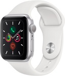 Смарт-часы Apple Watch Series 5 LTE 40mm Aluminum Silver (MWX12)