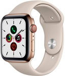 Смарт-часы Apple Watch Series 5 LTE 40mm Stainless Steel Gold (MWX62)