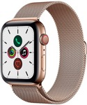 Смарт-часы Apple Watch Series 5 LTE 40mm Stainless Steel Gold (MWX72)