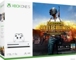 Игровая консоль (приставка) Microsoft Xbox One S 1TB + PlayerUnknown's Battlegrounds