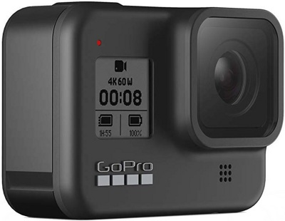 Экшн-камера GoPro HERO8 Black Edition (CHDHX-801-RW) черный — фото