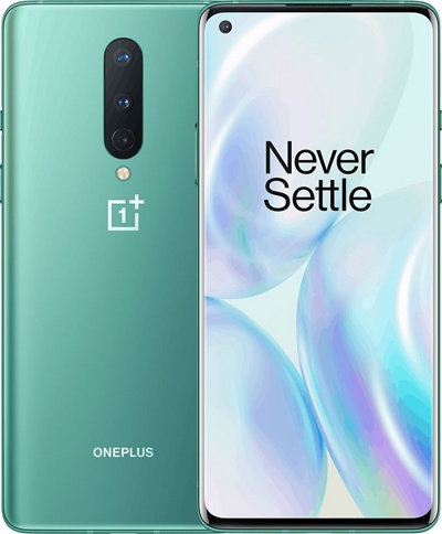 Смартфон OnePlus 8 8GB/128GB Green (китайская версия)  — фото